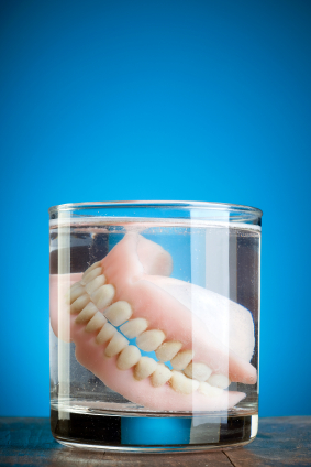 How Does Your Denture Cream Work?